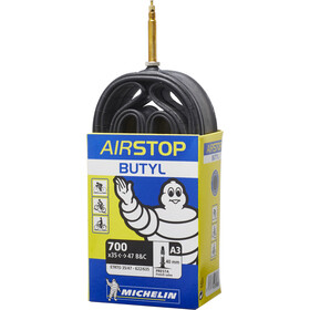 Michelin A3 Airstop Bike Inner Tube 28 inches